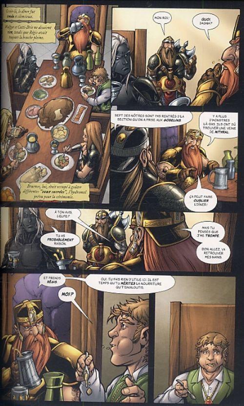 Dungeons & Dragons - La légende de Drizzt T7 : L'héritage (0), comics chez Milady Graphics de Dabb, Salvatore, Atkins, Seeley, Dzioba, Lockwood