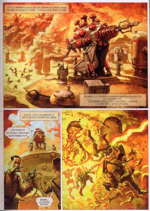 Dr Grordbort  présente : Victoire T127 : Violence et aventures scientifiques pour jeunes hommes et femmes éduquées (0), comics chez Milady Graphics de Broadmore