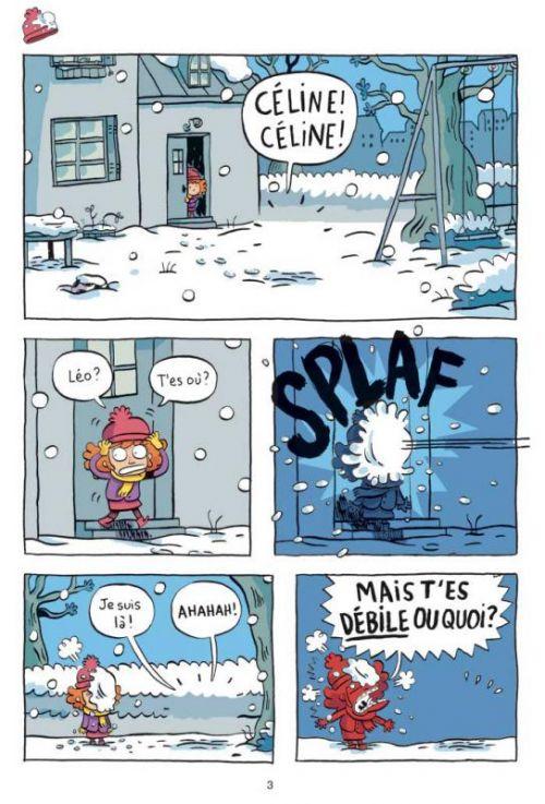 Où es-tu Léopold ? T2 : Un pacte en hiver (0), bd chez Dupuis de Schmidt, Caut