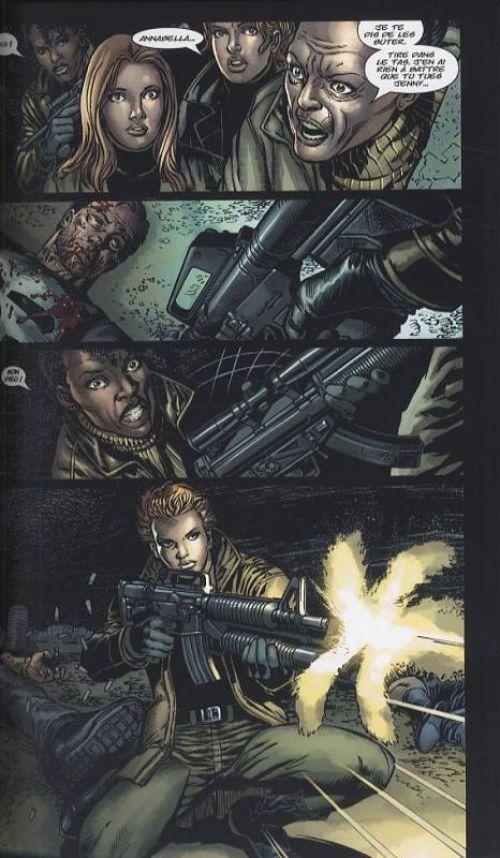The Punisher – Max Comics, T11 : Le faiseur de veuves (0), comics chez Panini Comics de Ennis, Medina, Trevino, Bradstreet