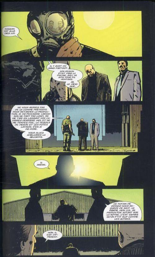 The Punisher – Max Comics, T15 : Les filles en robes blanches (0), comics chez Panini Comics de Hurwitz, Campbell, Loughridge, Johnson