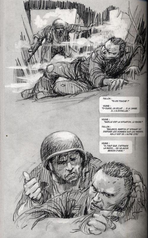 Dong Xoai, Vietnam 1965, comics chez Soleil de Kubert