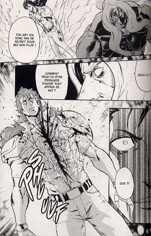 Hokuto no Ken - La légende de Rei T6, manga chez Kazé manga de Hara, Buronson, Nekoi