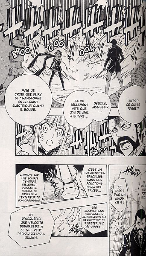 Embalming - Une autre histoire de Frankenstein T4, manga chez Kazé manga de Watsuki
