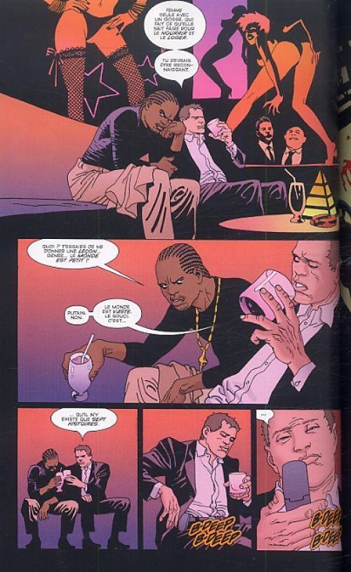 100 Bullets – Edition Softcover, T13 : Droit de succession (0), comics chez Panini Comics de Azzarello, Risso, Mulvihill, Johnson