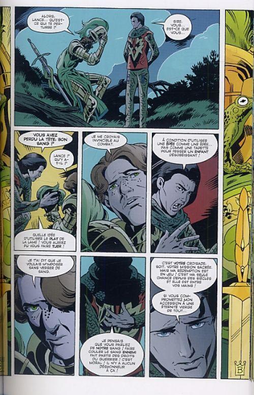 Fables – Softcover, T13 : Le royaume éternel (0), comics chez Panini Comics de Willingham, Buckingham, Loughridge, Jean