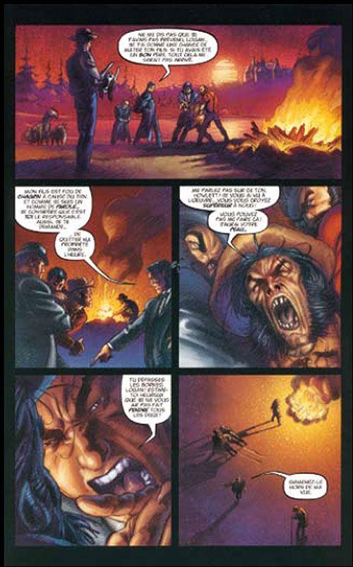 Wolverine - Les origines, comics chez Panini Comics de Quesada, Way, Jenkins, Jemas, Texeira, Kubert, Saltares, Isanove, Smith