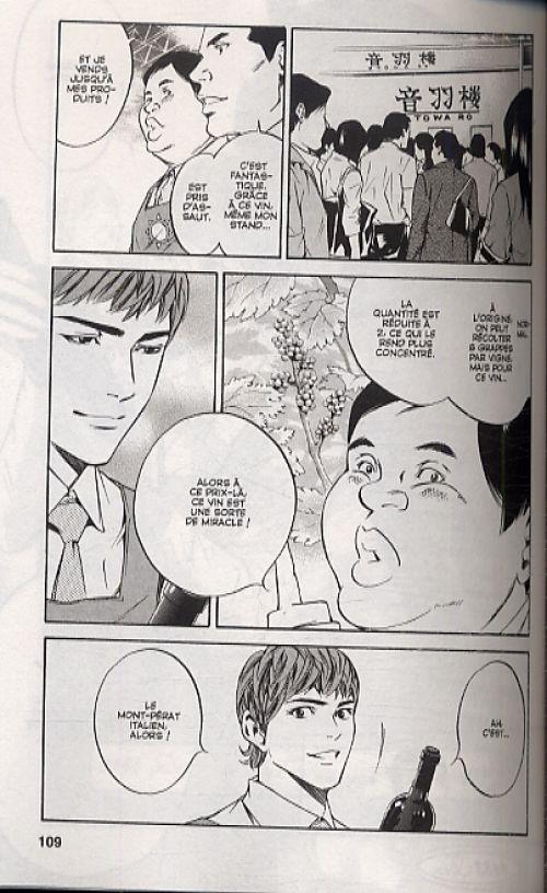 Les gouttes de Dieu T19, manga chez Glénat de Agi, Okimoto