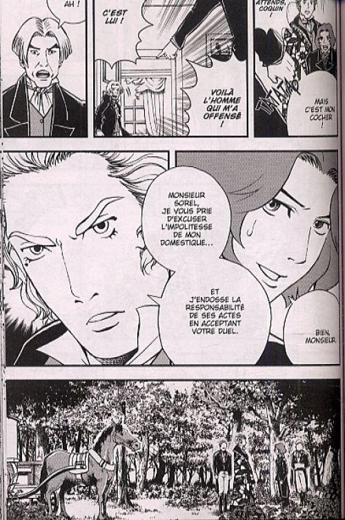 Le Rouge et le noir, manga chez Soleil de Stendhal, Variety artworks studio