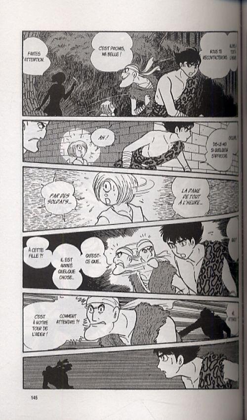 Le Voyage de Ryu  T3, manga chez Glénat de Ishinomori