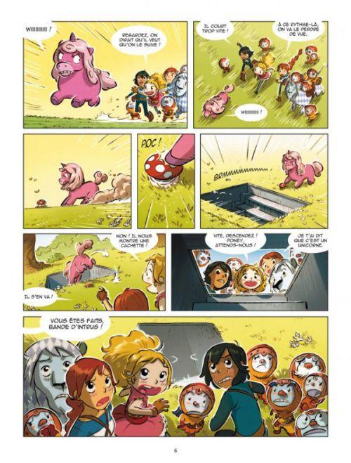 Elinor et Jack T2 : De l'or, beaucoup d'or ! (0), bd chez Delcourt de Villar, Diaz, Arnáiz