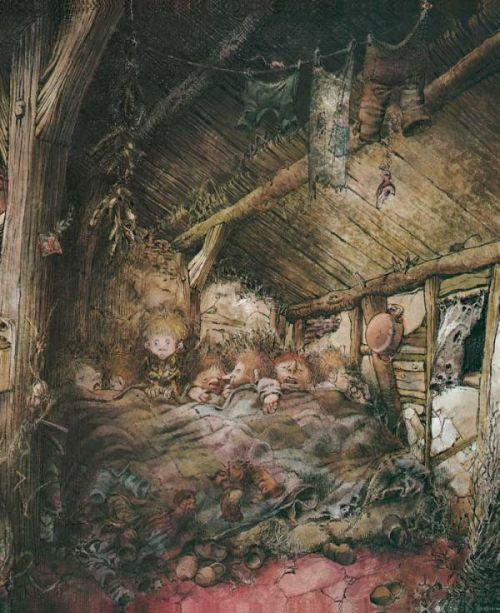 Les Contes de Perrault, bd chez Dupuis de Perrault, Hausman