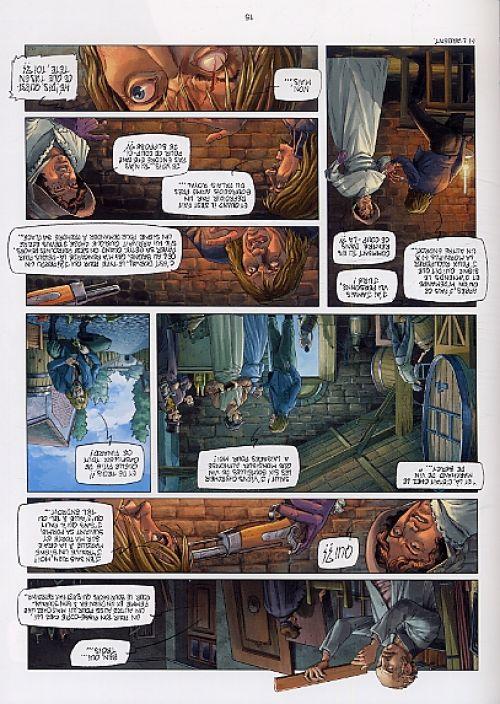 Alchimie T2 : Le Dernier Roi maudit (0), bd chez Soleil de Nolane, Roman