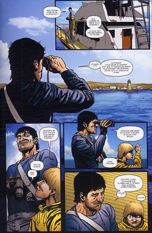 Raise the dead T2, comics chez Soleil de Reppion, Moore, Vilanova, Sanchez, Suydam