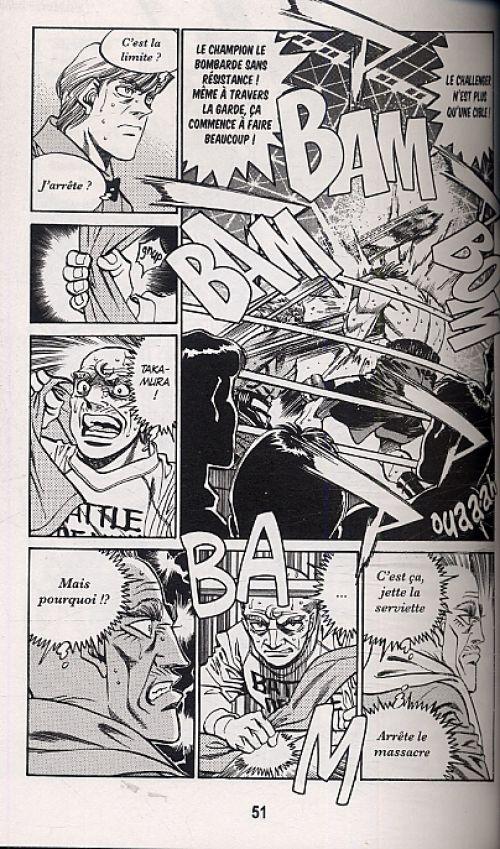 Ippo – Saison 2 - Destins de boxeurs, T14, manga chez Kurokawa de Morikawa