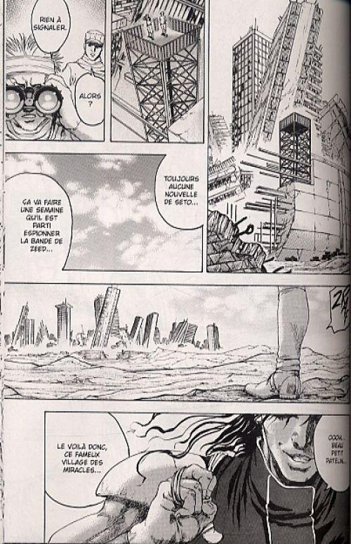 Hokuto No Ken - La légende de Toki T1, manga chez Kazé manga de Hara, Buronson, Nagate