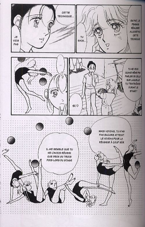 Hikari no densetsu - Cynthia ou le rythme de la vie T1, manga chez Tonkam de Aso