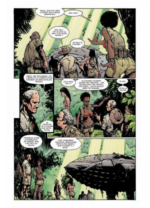 Superman vs Predator, comics chez Soleil de Michelinie, Maleev, Hollingsworth