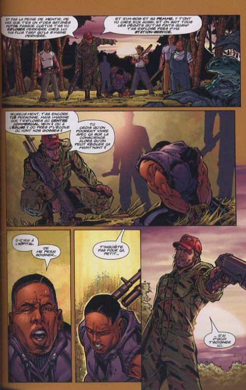 Ultimate X-Men – Deluxe, T3 : Le retour du Roi (0), comics chez Panini Comics de Millar, Bachalo, Finch, Lai, Kubert, Lai, Mounts, Stewart, Sotomayor