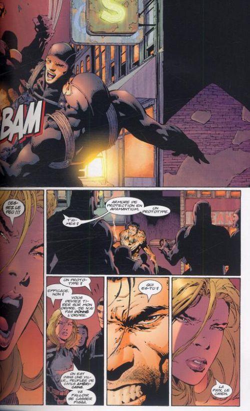Ultimate X-Men – Deluxe, T4 : Les nouveaux mutants (0), comics chez Panini Comics de Bendis, Finch, Ponsor, d' Armata, Hollowell, Stewart