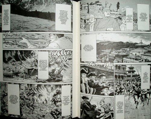 Le sommet des dieux T3, manga chez Kana de Baku, Taniguchi