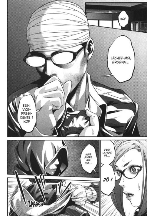 Prison school T9, manga chez Soleil de Hiramoto