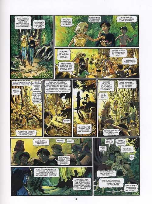 Coma T1 : Vincent (0), bd chez Glénat de Dupré