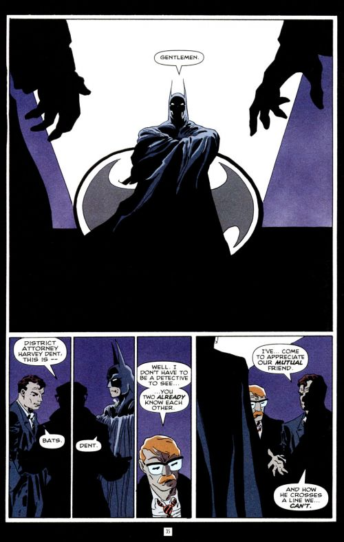 Batman - Un long Halloween, comics chez Urban Comics de Loeb, Sale, Wright
