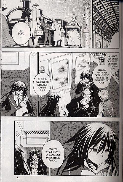 Pandora Hearts T9, manga chez Ki-oon de Mochizuki