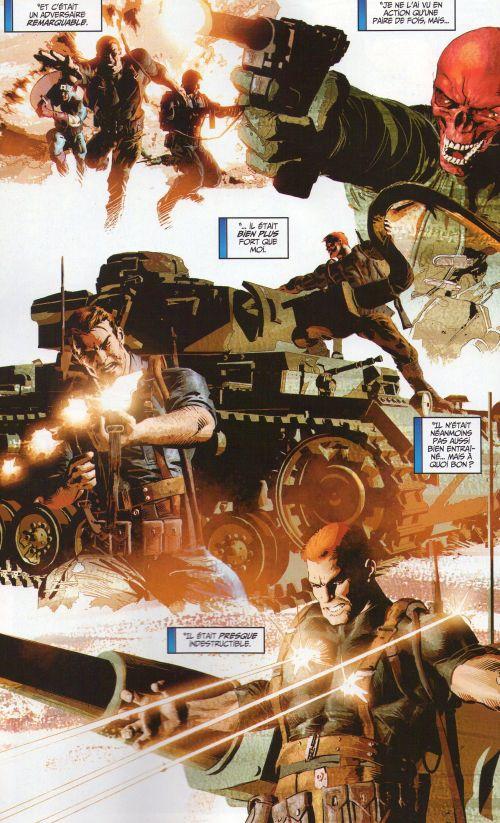 Marvel Stars T7 : Les retrouvailles (0), comics chez Panini Comics de Hickman, Brubaker, Parker, Deodato Jr, Walker, Vitti, Imaginary friends studio, Martin, d' Auria, Beredo, Land