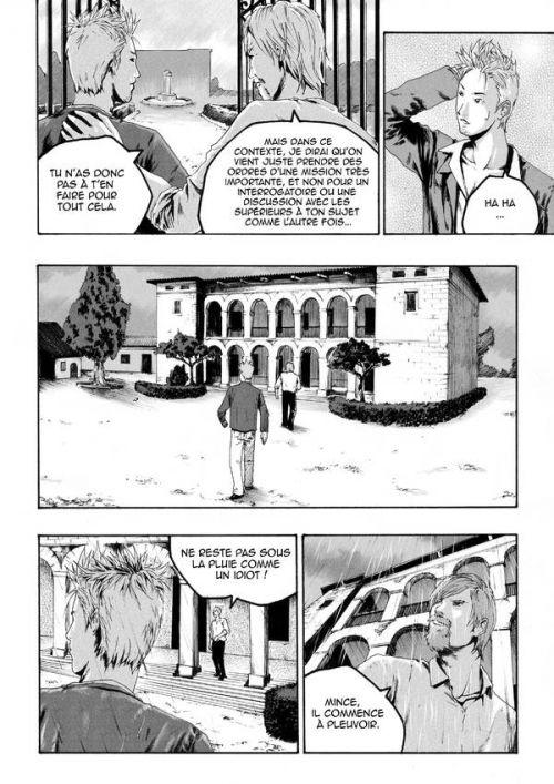 Borders of the Black Hole T1, manga chez Amilova.com de Sheitan, Jaydehei, Angelo