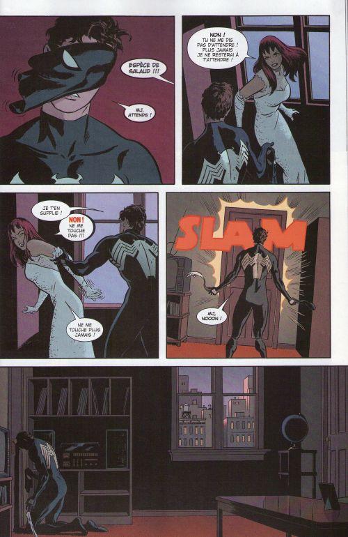 Spider-Man (revue) – V 2, T140 : L'instant crucial (1/2) (0), comics chez Panini Comics de Shooter, Michelinie, Dematteis, Quesada, Semeiks, Rivera, Riyan, Isanove, Sharen, Sotomayor