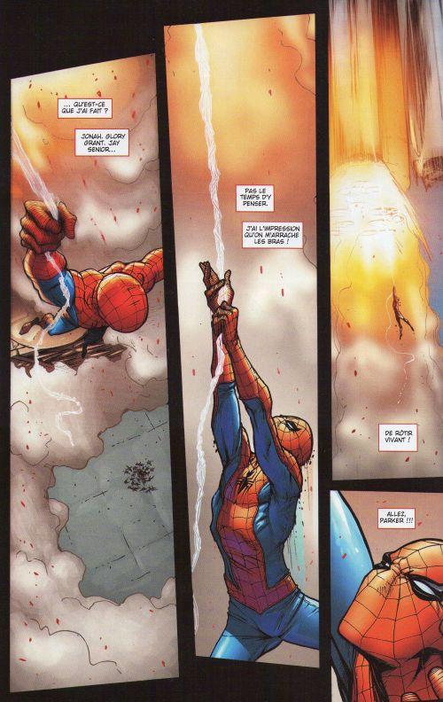 Spider-Man (revue) – V 2, T143 : Leçon de vie (0), comics chez Panini Comics de Slott, Caselli, Ramos, Delgado