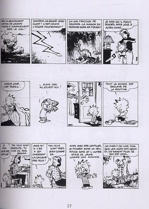 Calvin et Hobbes – Petit format, T13 : Enfin seuls ! (0), comics chez Hors Collection de Watterson