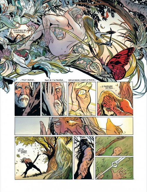 Siegfried T3 : Le crépuscule des dieux (0), bd chez Dargaud de Alice