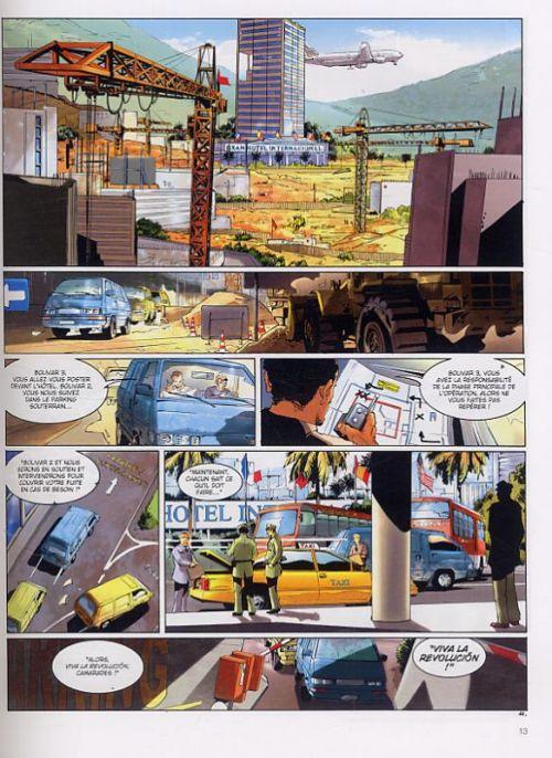 Insiders Genesis T1 : Medellin 1989 (0), bd chez Dargaud de Bartoll, Brahy, Charrance, Garreta