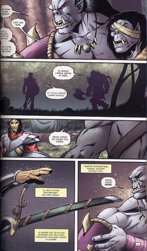 Dungeons & Dragons T1 : Le fléau des ombres (0), comics chez Milady Graphics de Rogers, Di Vito, Dalhouse, Arbutov