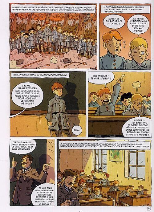 La Guerre des boutons, bd chez Delcourt de Thirault, Soleilhac, Merlet