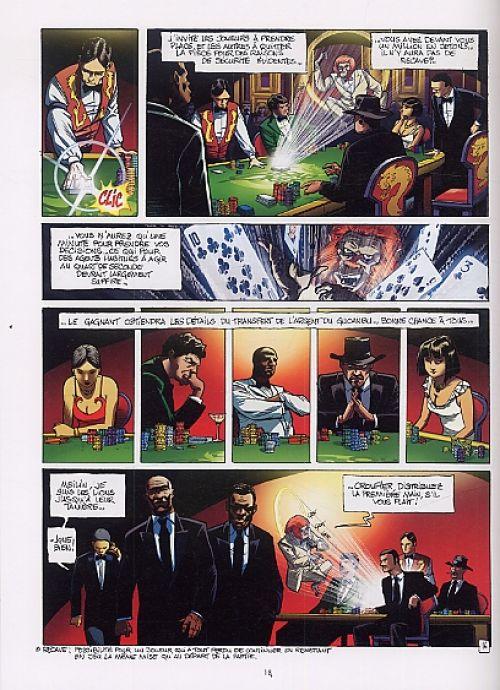 Spyder T4 : Chasse à l'homme (0), bd chez Delcourt de Latour, Tandiang, Schelle