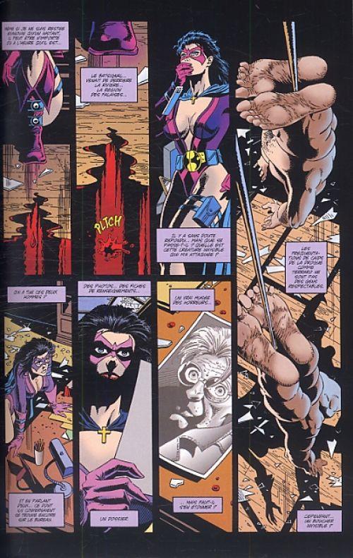Batman vs Predator T2, comics chez Soleil de Moench, Austin, Gulacy, Kindzierski, Feeny, Bisley