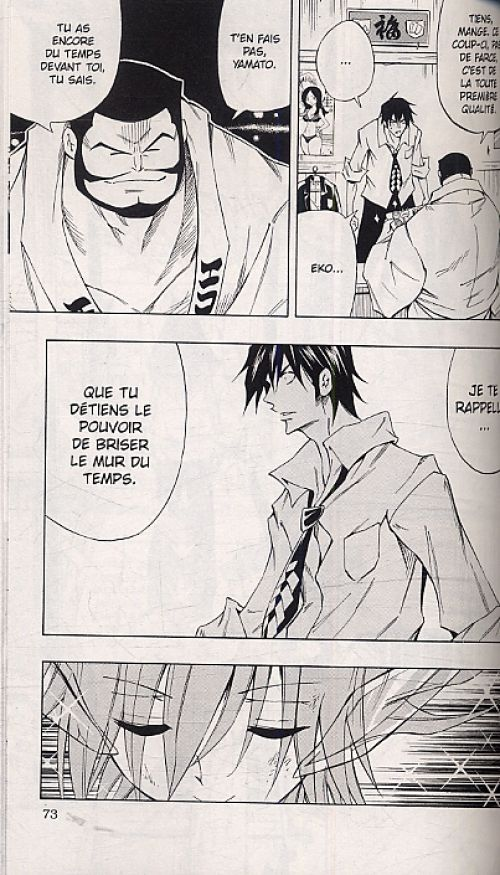 Karakuridôji Ultimo T4, manga chez Kazé manga de Lee, Takei, Daigo, Bob