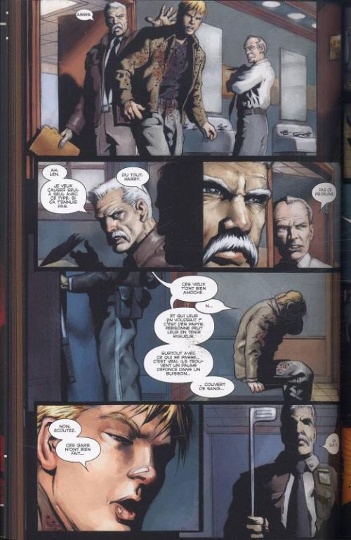 Ghost Rider T4 : Johnny Blaze, de vie à trépas (0), comics chez Panini Comics de Way, Saltares, Corben, Texeira, Villarubia, Brown, Suydam