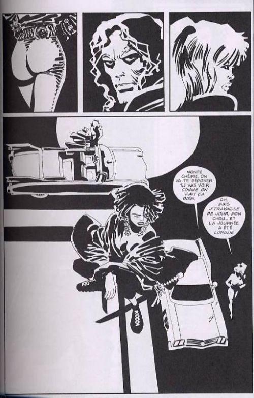 Sin City T3 : Le grand carnage (0), comics chez Rackham de Miller