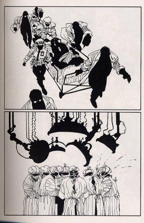 Sin City T4 : Cet enfant de salaud (0), comics chez Rackham de Miller