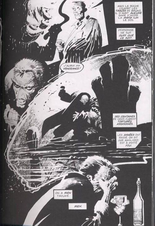 Sin City T5 : Valeurs familiales (0), comics chez Rackham de Miller