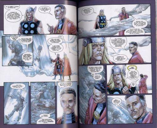 Thor - Vikings T1 : Rendez-vous au Valhalla (0), comics chez Panini Comics de Ennis, Fabry, Mounts