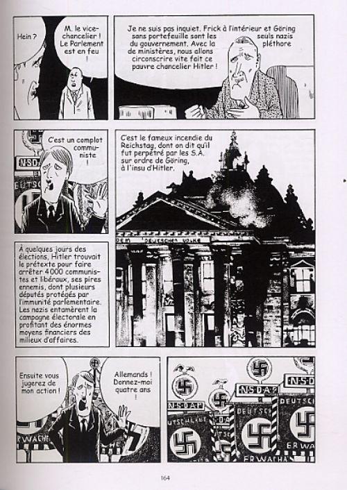 Hitler, manga chez Cornelius de Mizuki