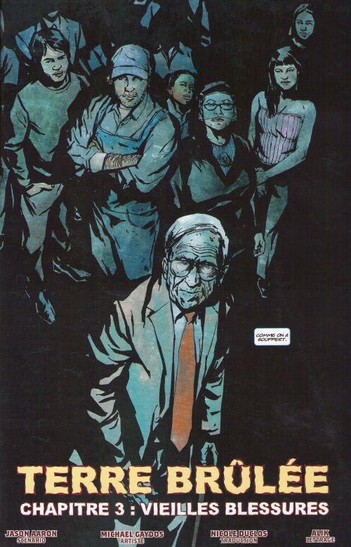Wolverine (revue) – Revue V 2, T3 : Wolverine en Enfer (3/3) (0), comics chez Panini Comics de Aaron, Guedes, Sanders, Latour, McKelvie, Gaydos, Wilson, Renzi, Rauch, Pattison, Lee