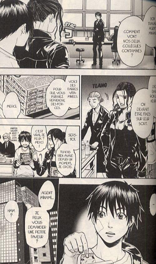 Bloody monday – Saison 1, T7, manga chez Pika de Kouji , Ryumon