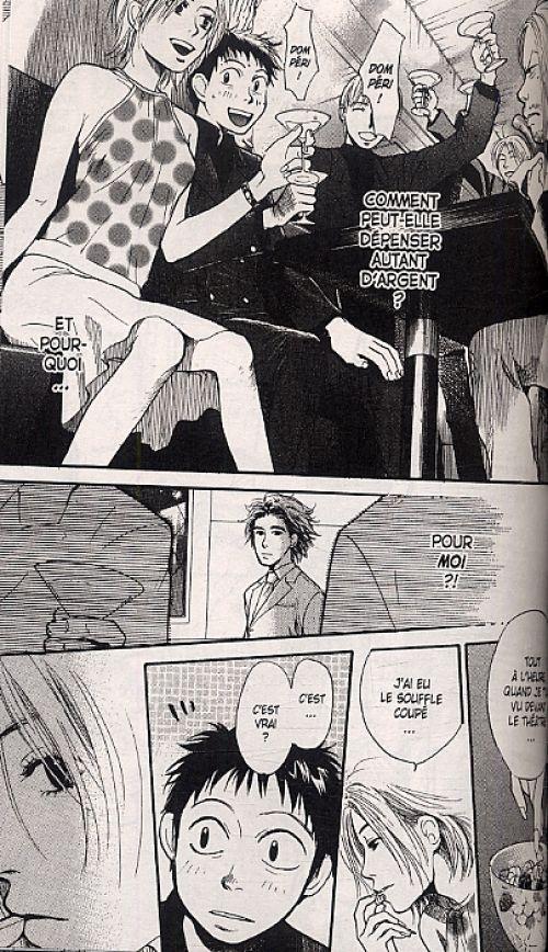 Shinjuku fever T1, manga chez Delcourt de Kubo